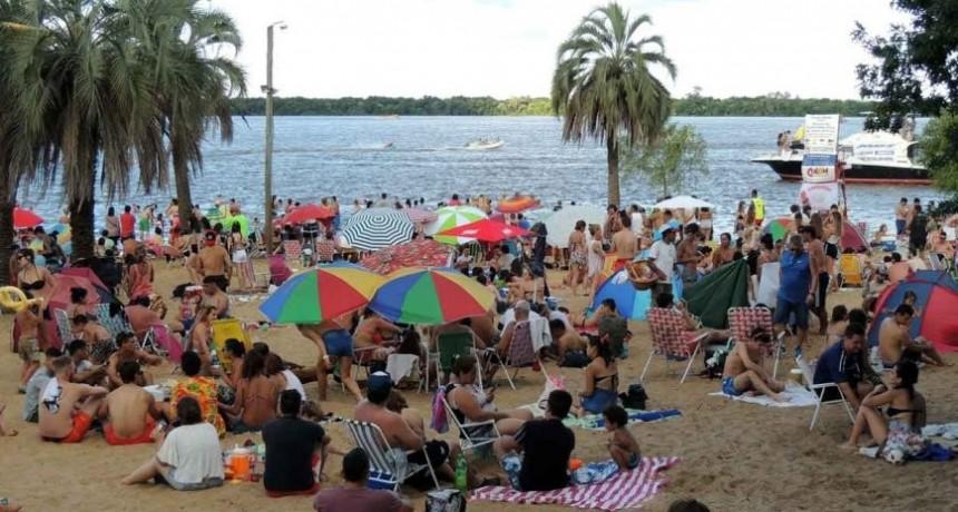 Colón: La ciudad entrerriana superó los 500 mil pernoctes en la temporada