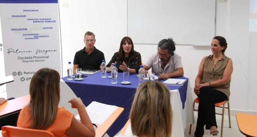 Zárate: En la Universidad Popular comenzó Ciclo de Capacitación en Políticas Públicas
