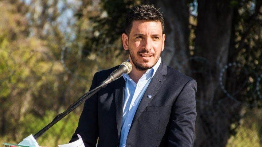"""Marcos Ferrer: """"Tenemos el convencimiento de que el ex presidente Menem tuvo una participación necesaria en el atentado a la fábrica militar en 1995"""""""