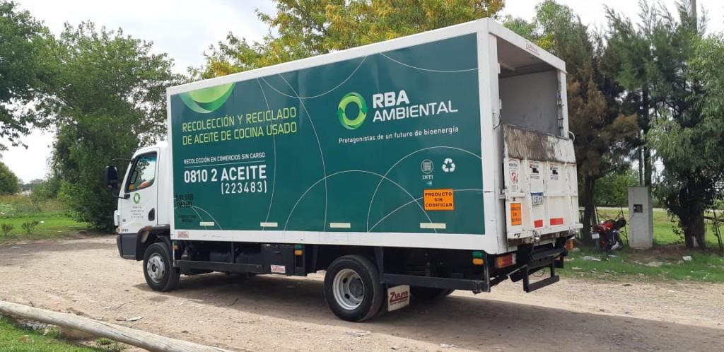 S. A. de Giles: Continúa la Campaña de recolección de aceite vegetal usado