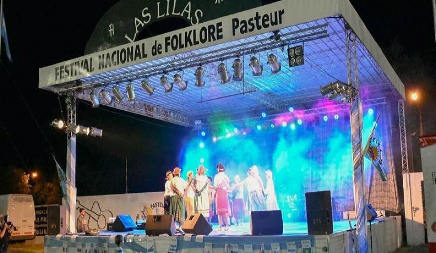 Lincoln: Se viene la 29° edición del Festival Nacional de Folklore en Pasteur