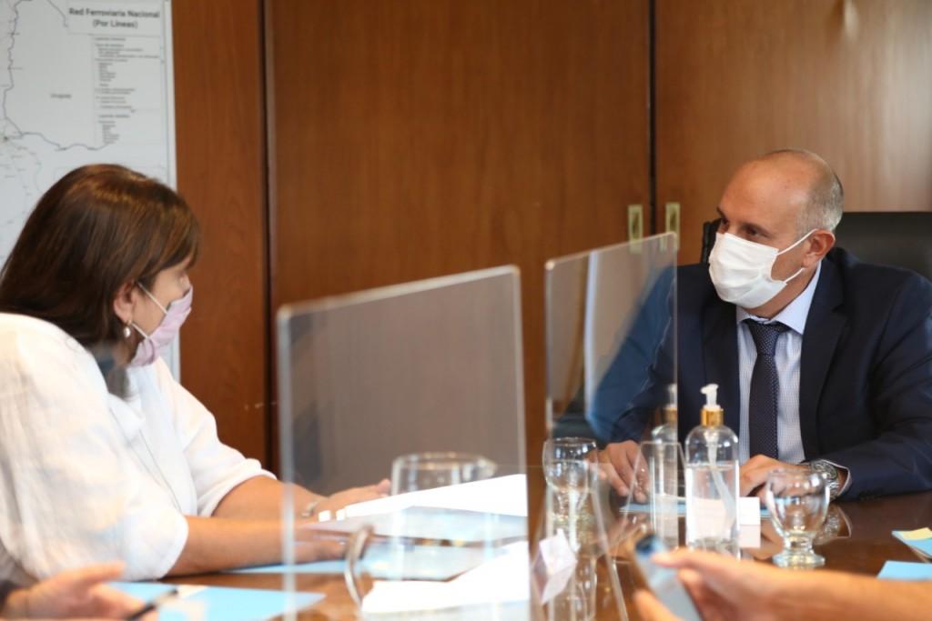 Trenes Argentinos y la provincia firmaron un convenio para facilitar el acceso a la vivienda