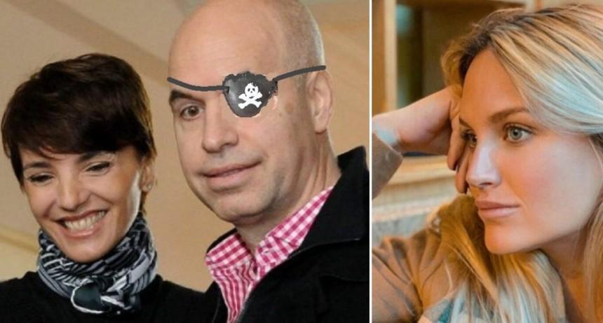Larreta lo hizo: Calló a todos los periodistas para ocultar un hijo extramatrimonial