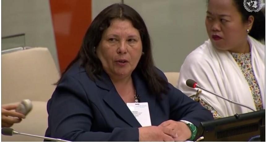 """Gladis Villalba: """"Todos los gobiernos que pasaron y el actual toman el femicidio como si fuera una moda"""""""