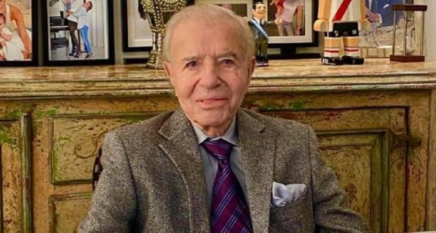 A los 90 años, murió Carlos Menem. Tres días de duelo