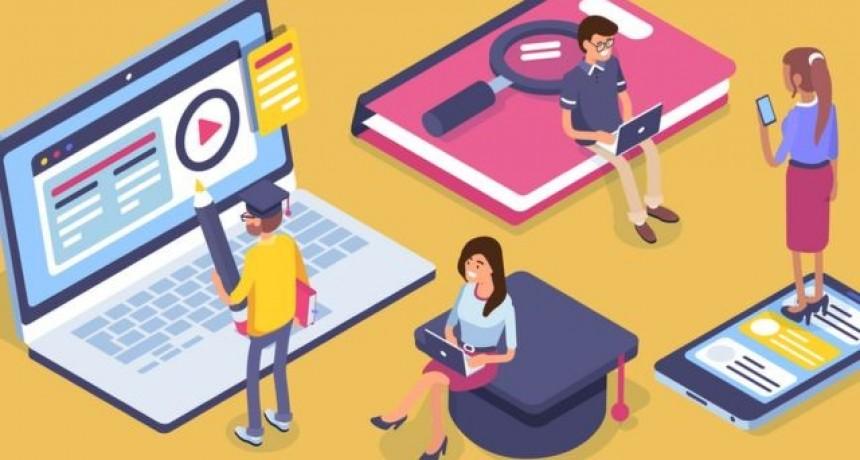 Gral. Viamonte: Alfabetización digital para adultos
