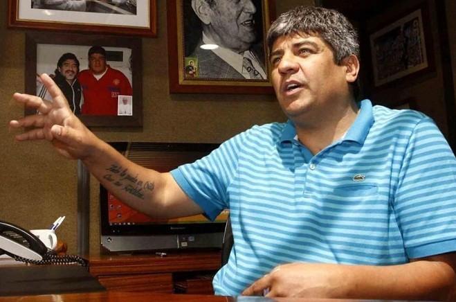 Pablo Moyano renunció a la Secretaría Gremial de la CGT