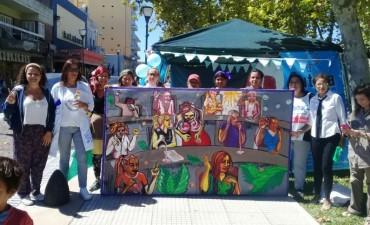 """Luján: """"Las mujeres al poder"""