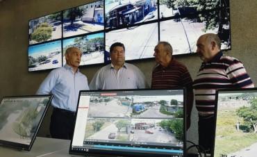 """Berisso: Intendente """"truchó"""" imágenes de seguridad para el vicegobernador"""