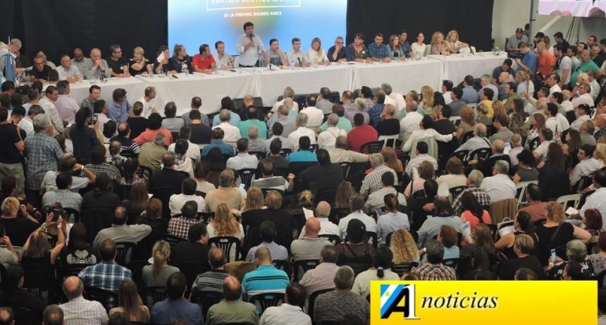 En el Congreso del PJ no se declamó la Unidad, se la comenzó a construir
