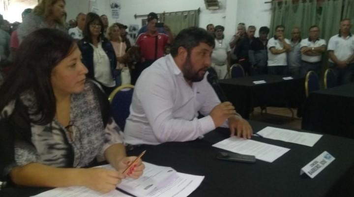 Moreno: El HCD reguló la venta en la vía pública