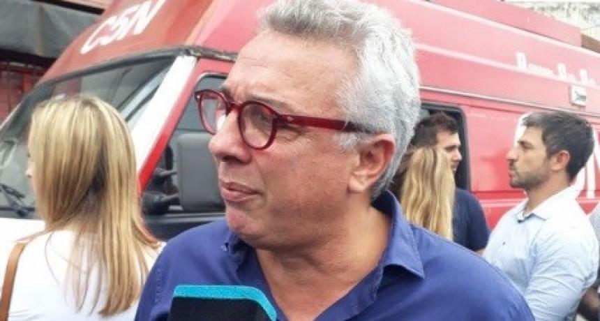 "Julio Zamora: ""No nos podemos dar el lujo de perder dirigentes como Cristina"