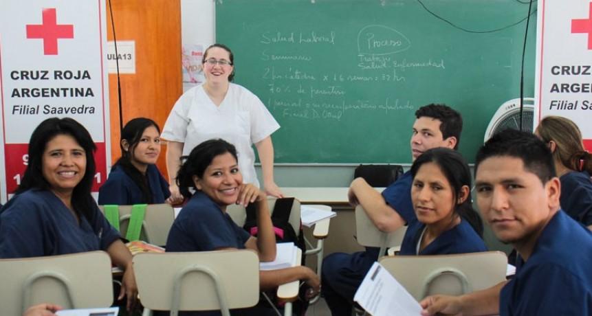 María Eugenia Vidal recorta subsidios a la Cruz Roja