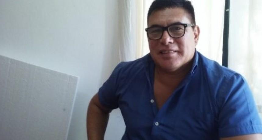 """Raúl Taborda: """"Los dirigentes tenemos que ser responsables y entender que el camino es el que encabeza Cristina"""""""