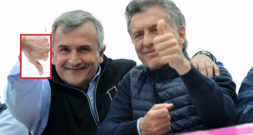 Jujuy: Morales le bajó el pulgar a Macri y adelanta las elecciones
