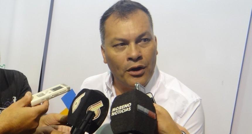 """Walter Festa: """"Si Dios quiere y el pueblo me elige seguiré siendo intendente"""""""