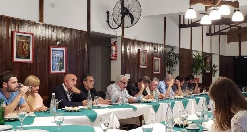 La Plata: El Partido Justicialista platense conformó la Mesa de Acción Política