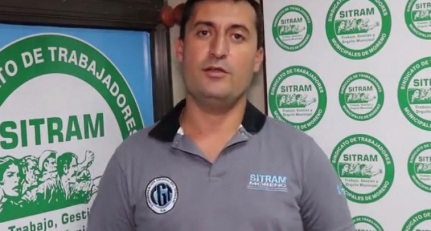 El sindicato de Municipales de Moreno informó sobre las paritarias