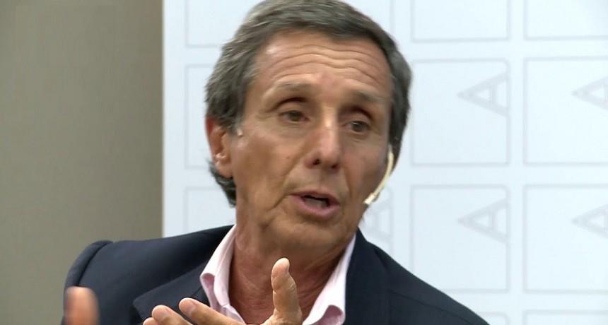 """Ricardo Lasca: """"Es increíble que por año los transportistas paguen 500 mil pesos de peaje para ir de Capital a Luján"""""""