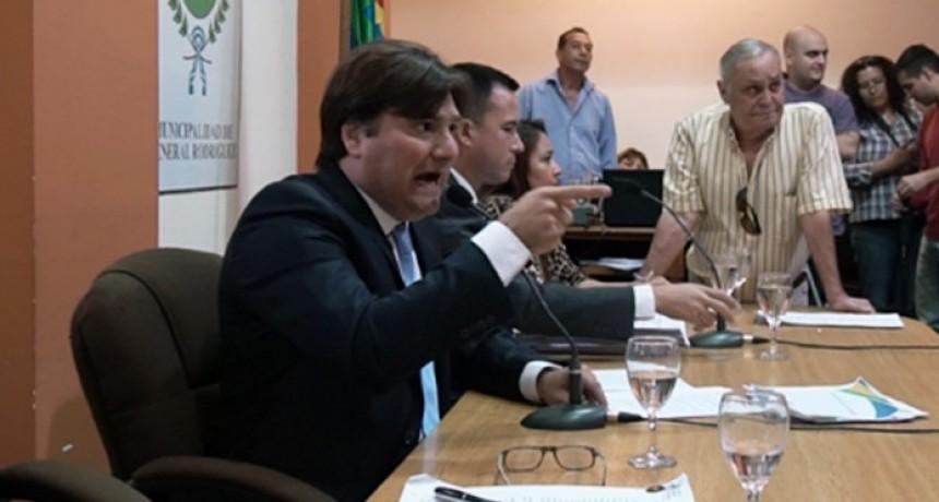 """Gral. Rodríguez: El Concejo Deliberante aprobó un repudio a Kubar por """"violencia de género"""""""