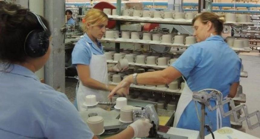 Santa Fe: La fábrica de cerámica Verbano, suspendió por un mes a los trabajadores