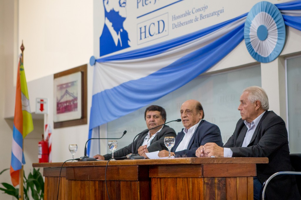 """Mussi abrió las Sesiones Ordinarias asegurando que """"los privilegiados en Berazategui serán los que menos tienen"""""""