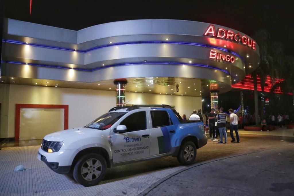 El Bingo de Adrogué cierra sus puertas y profundiza controles por la emergencia sanitaria