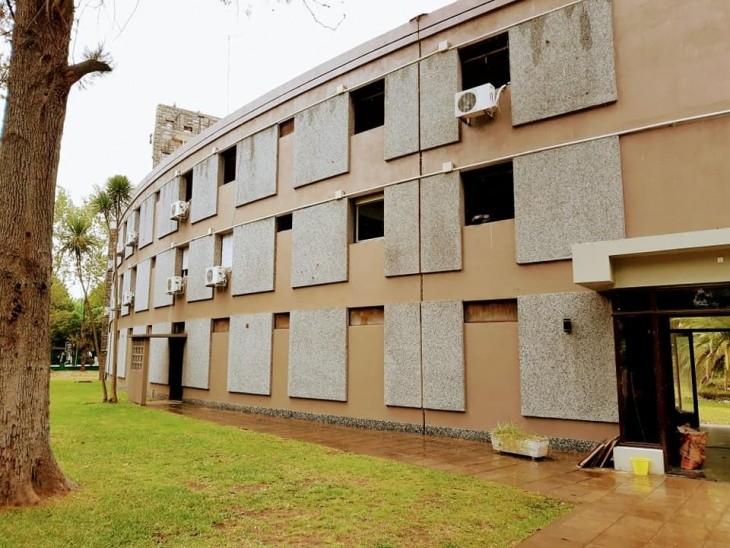 Anuncian la creación del primer hospital del país para atender a pacientes con coronavirus
