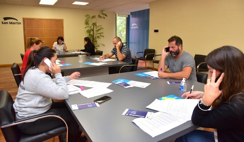 San Martín implementa el Programa de Asistencia por Aislamiento en casos de cuarentena obligatoria
