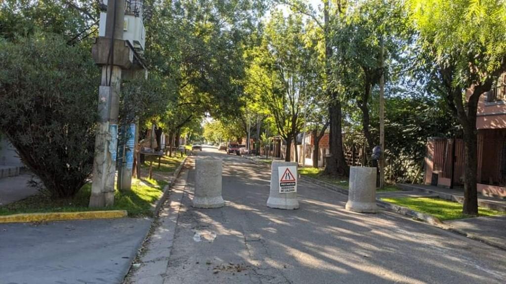 El Municipio de Malvinas Argentinas establece cierre de calles y puntos de ingreso al distrito