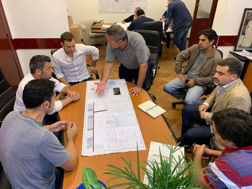 Gral. Rodríguez: Construirán un módulo sanitario con 60 camas de aislamiento en 20 días