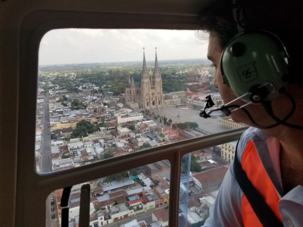 Luján: Nuevos consultorios externos en el Hospital y helicóptero para el operativo sanitario