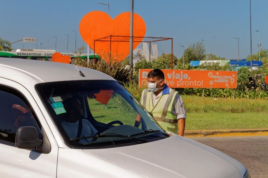 Berazategui: 138 detenidos y 36 vehículos secuestrados por no cumplir la Cuarentena Obligatoria