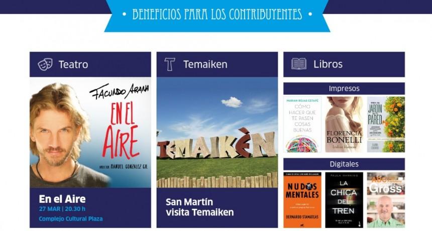 San Martín: Cultura Tributaria con nuevos beneficios para los contribuyentes