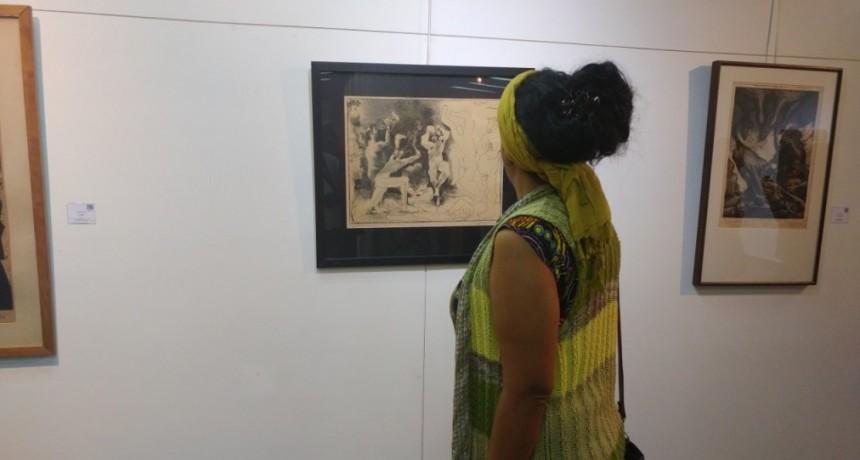 Luján: Concurrida muestra inaugural en el Museo Municipal de Bellas Artes