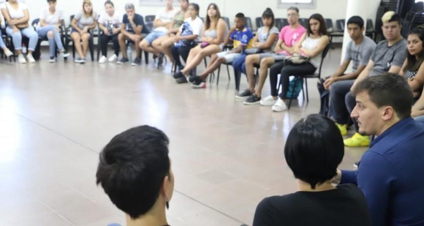 Avellaneda: Jóvenes del Programa Envión realizarán tareas de prevención sanitaria