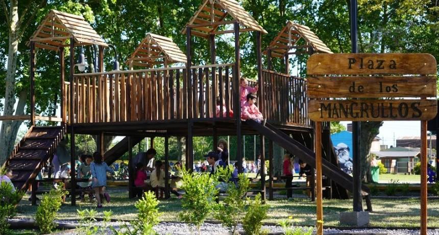 """Mercedes: UNICEF visitará """"Estación Juegos"""" en el Complejo Cultural La Rocha"""