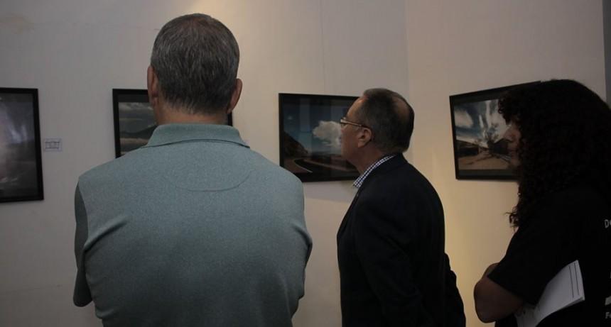 "Ituzaingó: El fotógrafo Nehuén Teves inaugura su muestra ""ArtPlugGTV"""