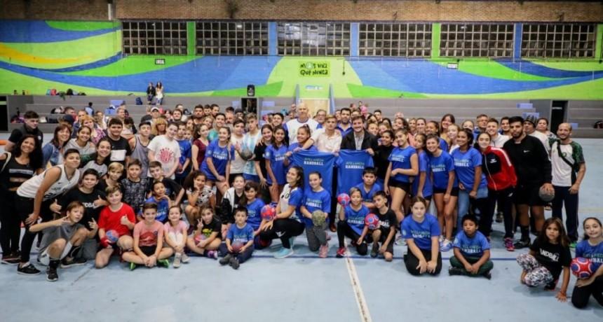 Avellaneda continúa promoviendo el deporte de alto rendimiento y apoyando a sus seleccionados
