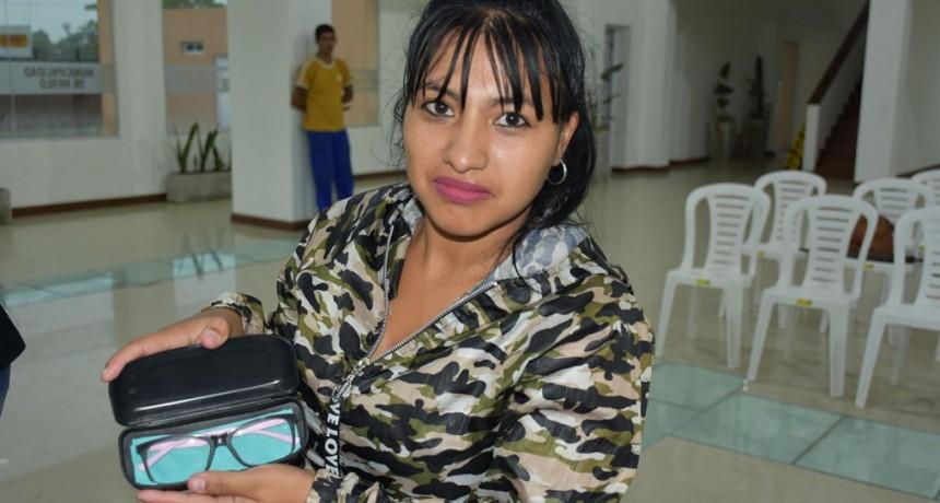 Merlo: La Municipalidad realizó la entrega N° 55 de Anteojos gratuitos en Libertad