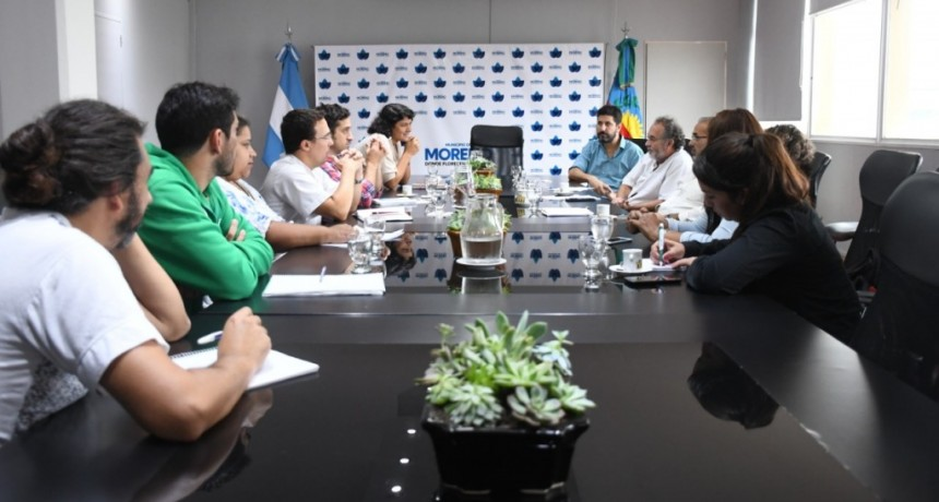 Conformación de mesa local de crisis en Moreno