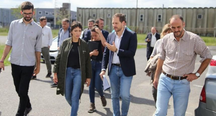 Quilmes: El municipio y la Nación evalúan la ampliación de la UPA N° 17