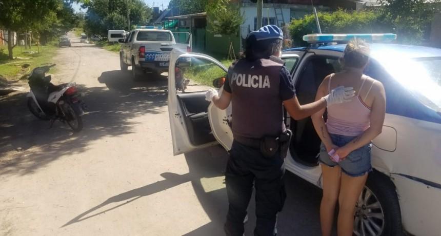 Zárate: detuvieron a una persona que intentó fugarse de un puesto de control