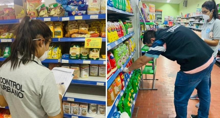San Miguel: Refuerzan los controles de precios en los comercios
