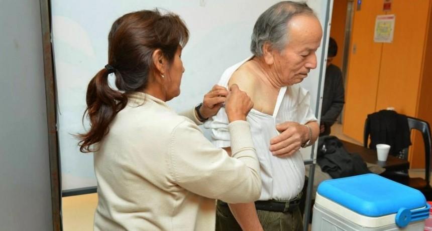 En Ituzaingó se inició la Campaña de Vacunación Antigripal