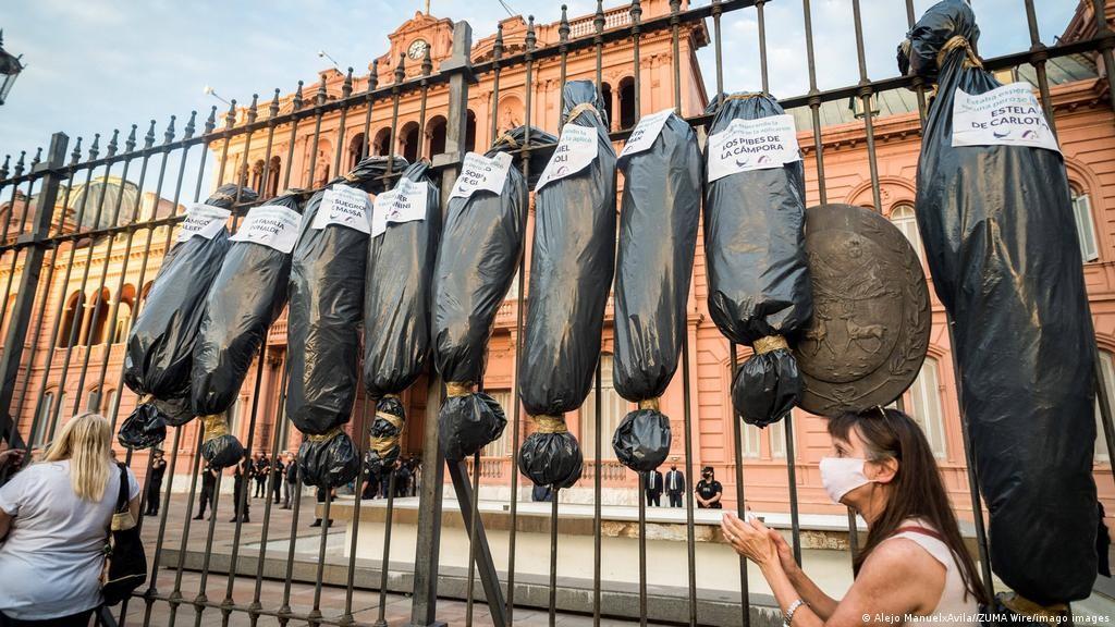 """Daniela Bambill: """"Lo que se hizo el sábado en plaza de mayo es violencia política, eso no es política"""""""