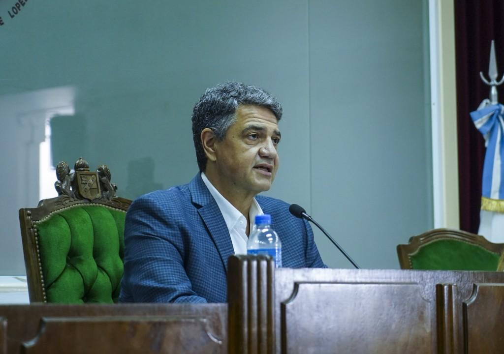 Vicente López: Jorge Macri inició el año de sesiones legislativas resaltando la gestión durante la pandemia