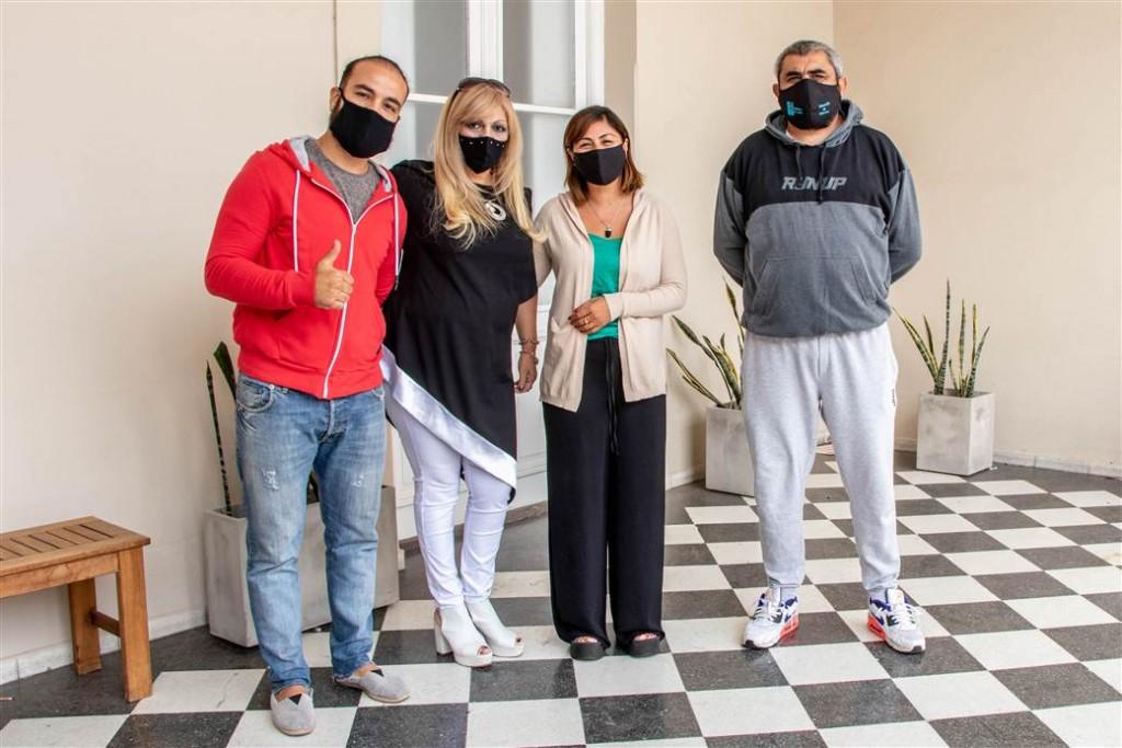 Junín: Actividades por el Mes de la Mujer en el Parque Borchex