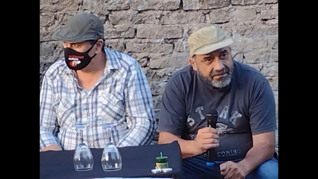 """Sergio Cobacho: """"Estamos cumpliendo 45 años del golpe de estado y también 45 años del secuestro de mi madre por la policía de Santa Fe"""""""