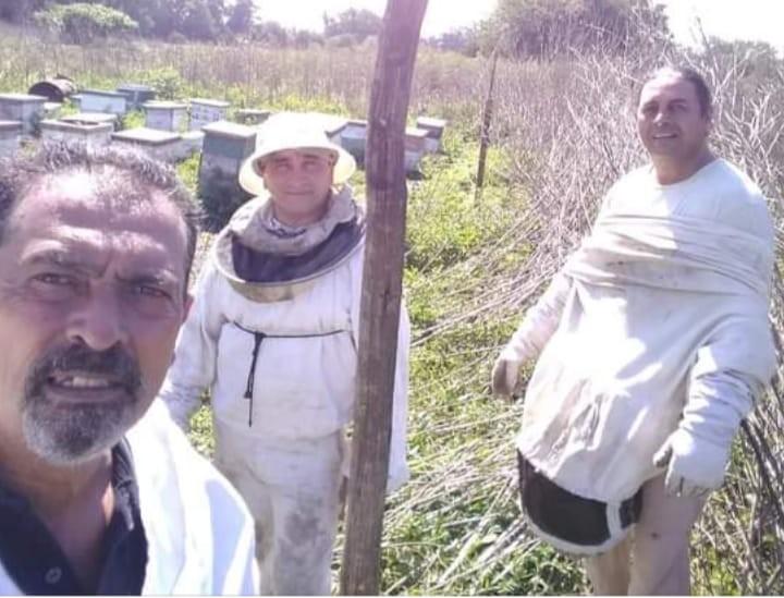 """Aníbal Duarte: """"La Apicultura en la región del AMBA es una llave para generar trabajo"""""""